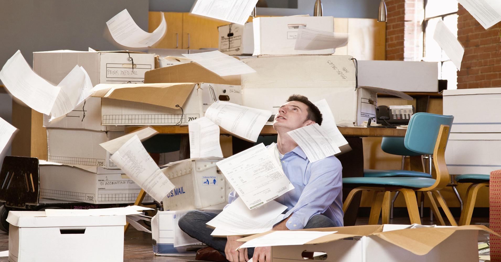 Как справиться с завалом на работе: полезные советы