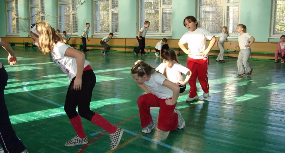 теория по уроку физкультура