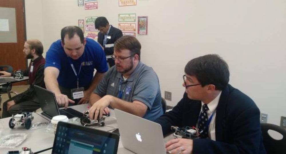 Американские педагоги учатся готовить специалистов для работы в цифровом мире