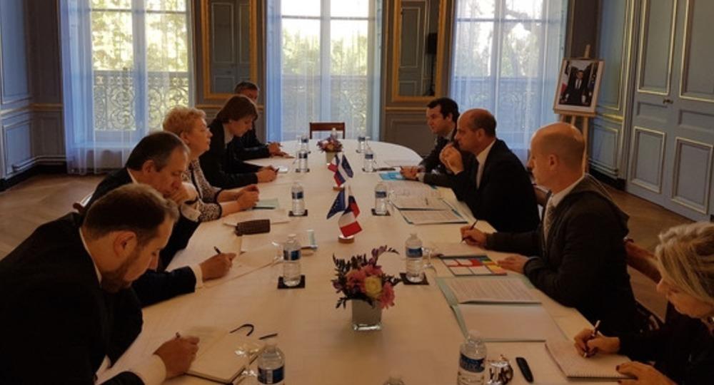 Глава Минобрнауки России возглавила российскую делегацию на 39-й сессии Генеральной конференции ЮНЕСКО в Париже