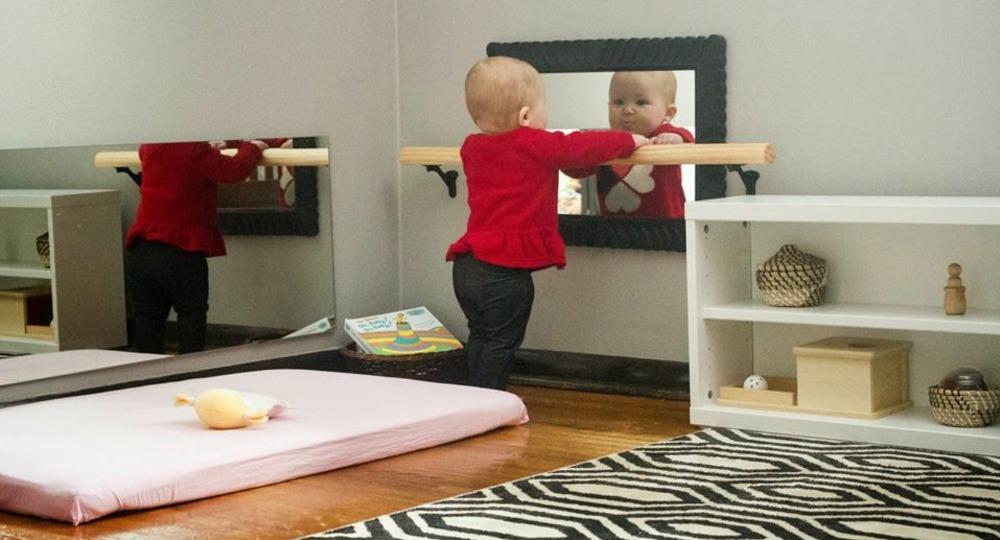 Как обустроить комнату ребенка, чтобы развить его самостоятельность