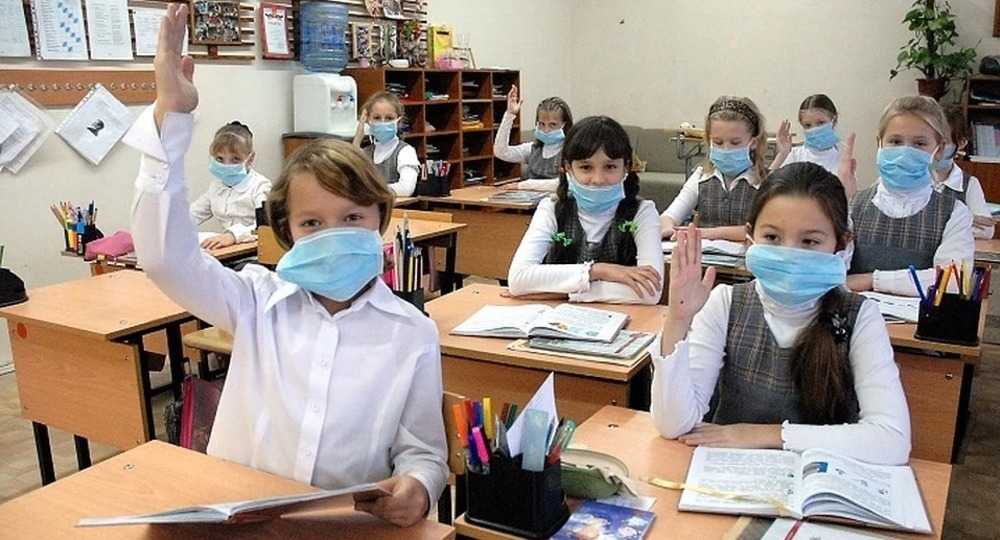 Роспотребнадзор выдал рекомендации для школ