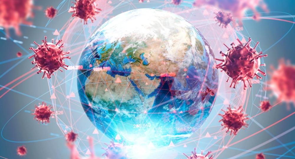 Количество выявленных случаев заражения коронавирусом в мире превысило в пятницу 30 млн.