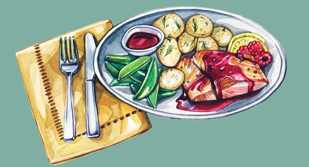 В Мурманске оленина войдет в список блюд школьного меню