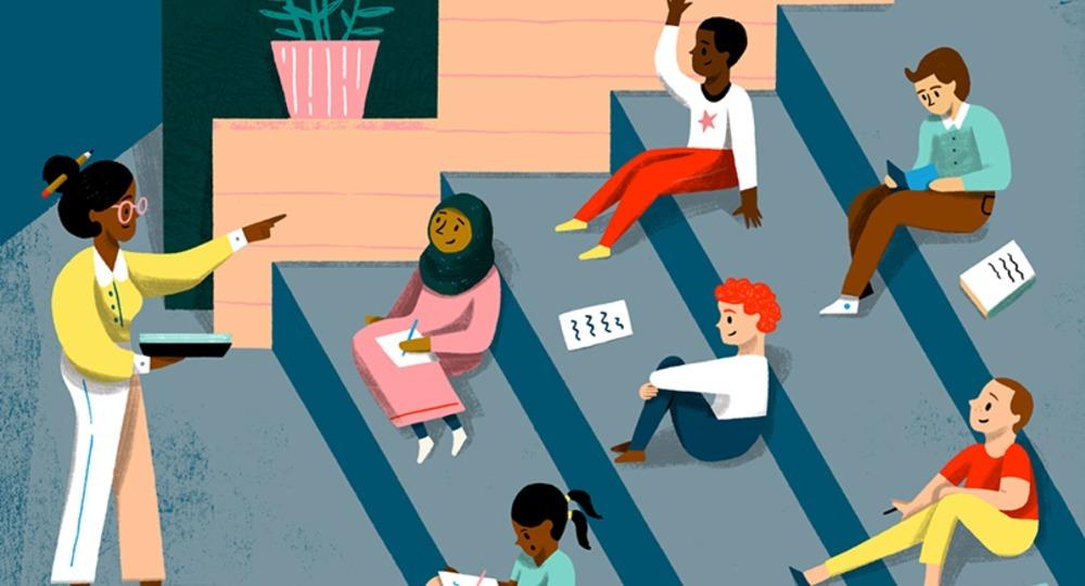 В Индонезии хотели выпустить детей с дистанта в январе 2021 года, но передумали