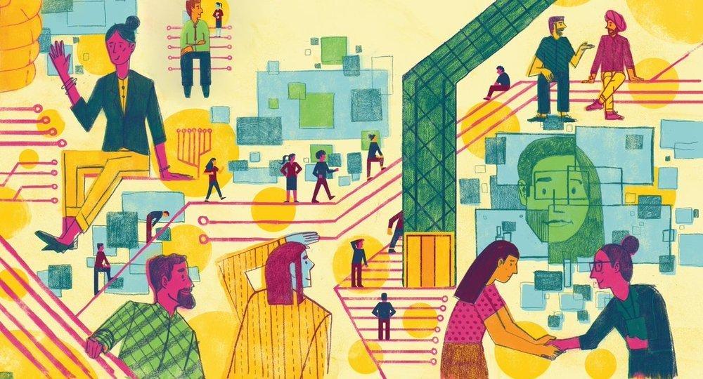 Десятилетка школьного лидерства и роста населения