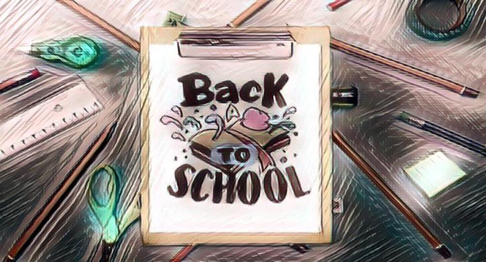 Московские школьники возвращаются в школы