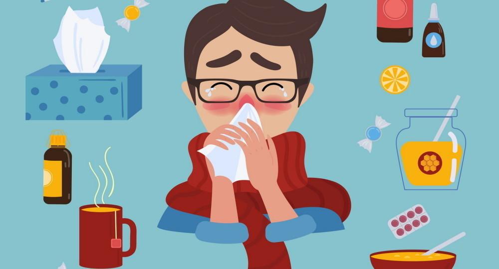 Заболеваемость гриппом и ОРВИ превышена в восьми регионах России