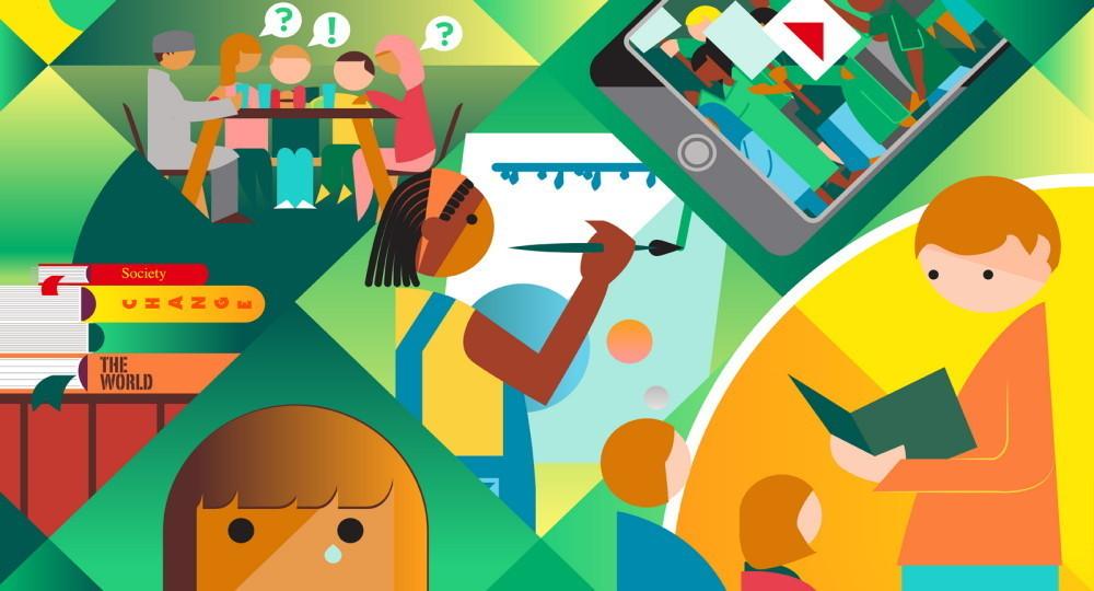 В российских школах начнут учить с помощью компьютерных игр и подкастов