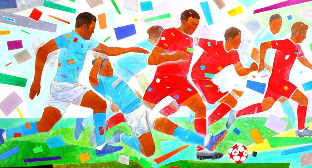 В детских садах появятся 30-минутные уроки футбола