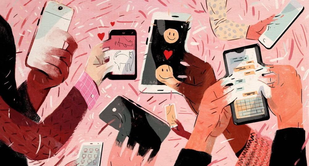 Роспотребнадзор запретил использовать смартфоны для обучения