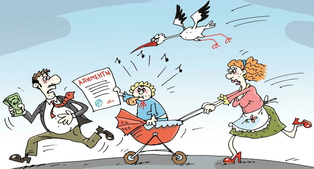 В Госдуме предложили обязать выплачивать алименты на детей до 20 лет