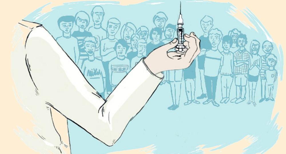 Вакцинация от коронавируса для учителей останется добровольной