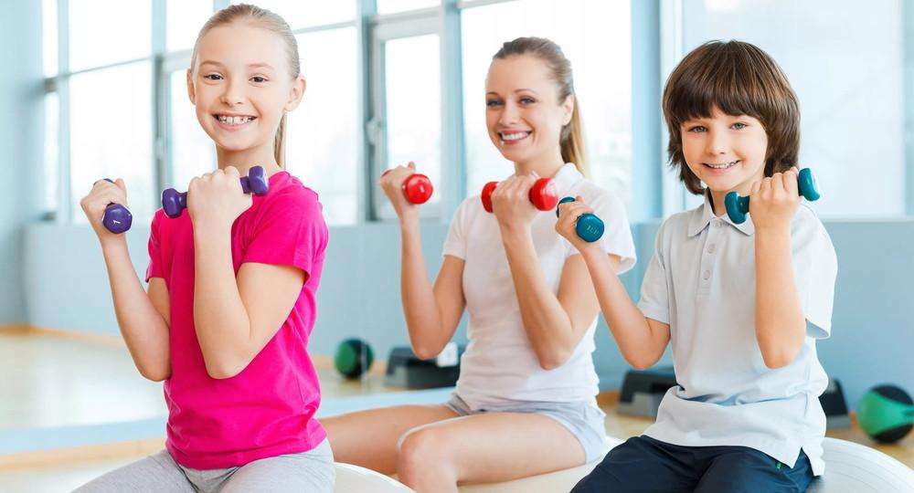 В Госдуме предложили распространить налоговый вычет за фитнес на детей