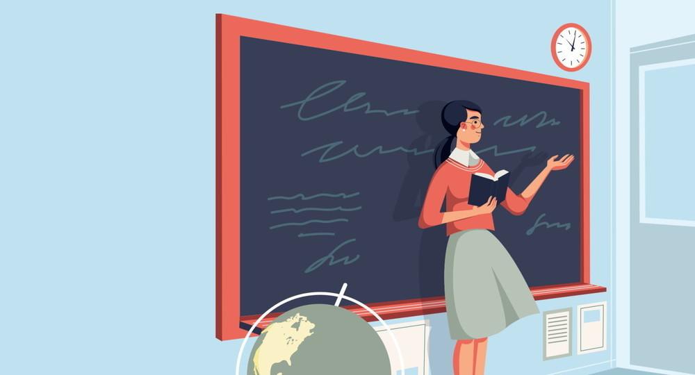 В России хотят ввести единый оклад для молодых учителей