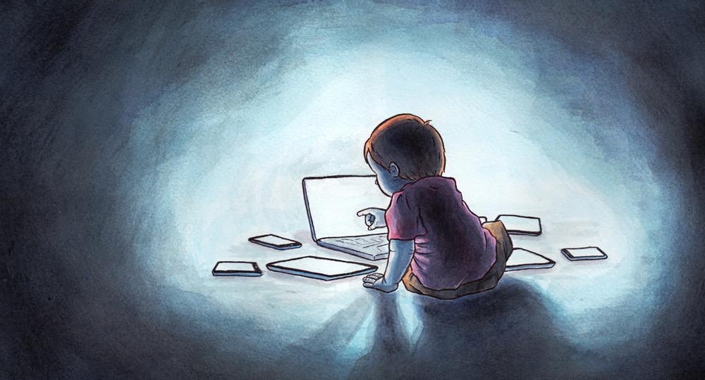 Генпрокурор России поручил защищать детей от негативной информации в интернете