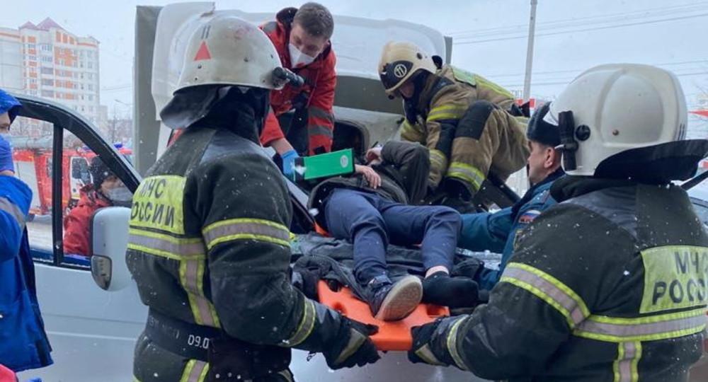 В Новочебоксарске мальчик выжил после падения с 25-го этажа