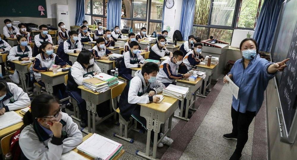 В Китае запретили разглашать результаты экзаменов и рейтинги учеников школ