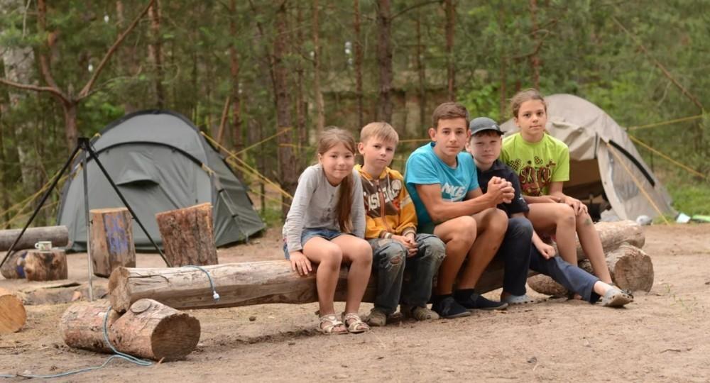 В России возобновится работа детских палаточных лагерей
