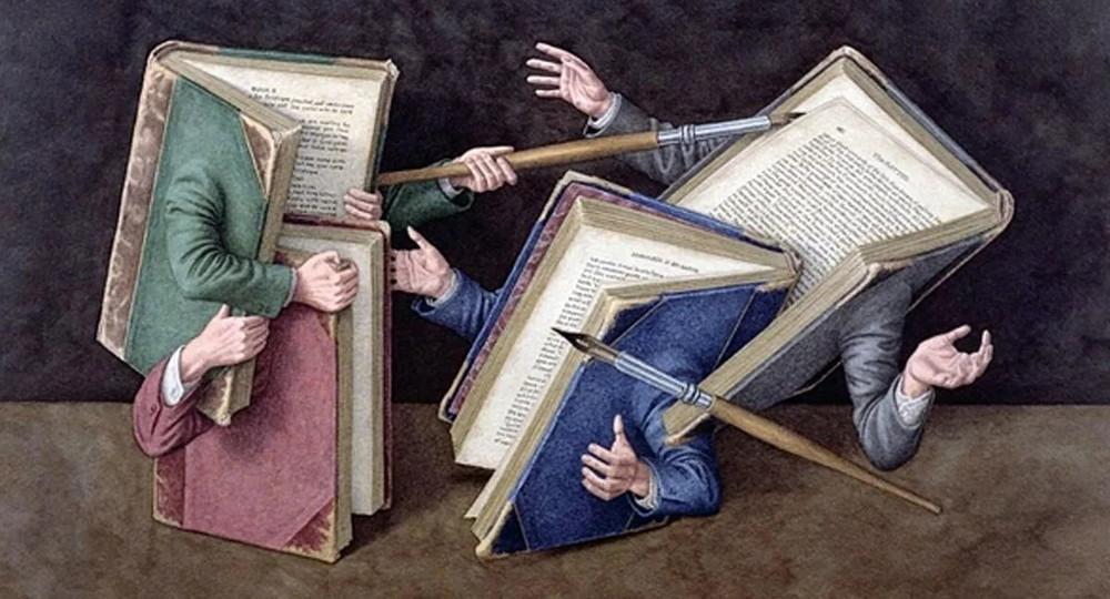 Можно ли контролировать знание литературы методами, данными в кодификаторах