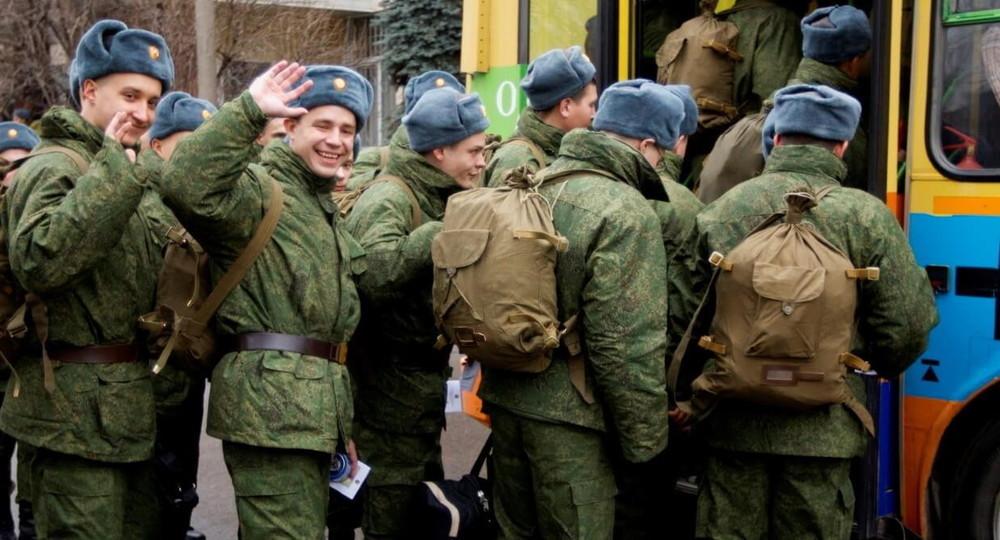 В России начинается весенний призыв на военную службу