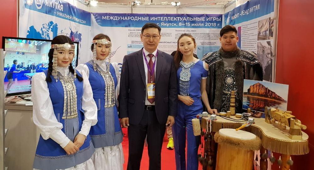 В 2022 году в Якутии пройдут Международные интеллектуальные игры