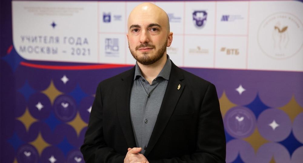 Подвели итоги конкурса «Учителя года Москвы»