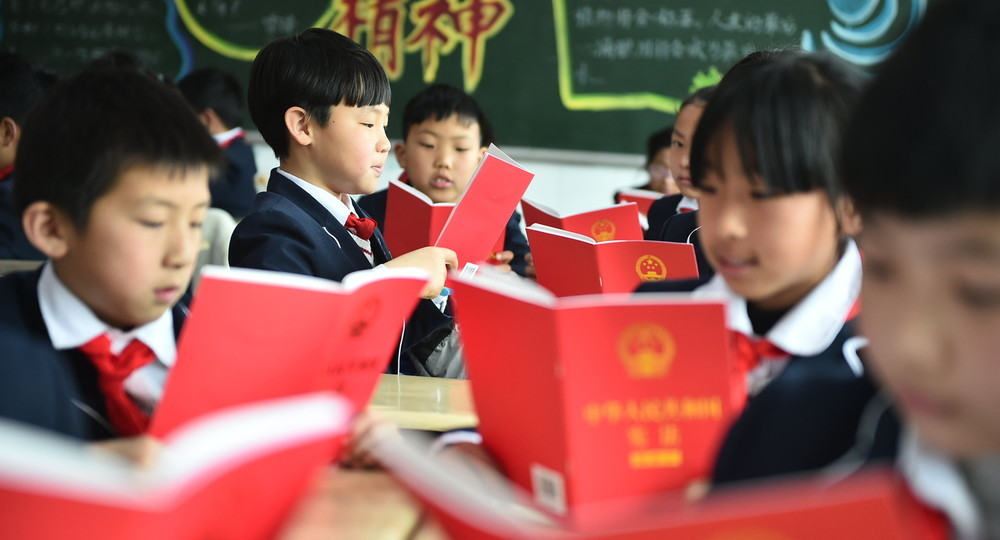 В Китае из школьных библиотек уберут все книги, «пропагандирующие ценности Запада»