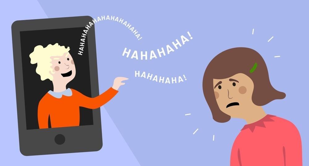 Большинство подростков знают, как вести себя в интернете