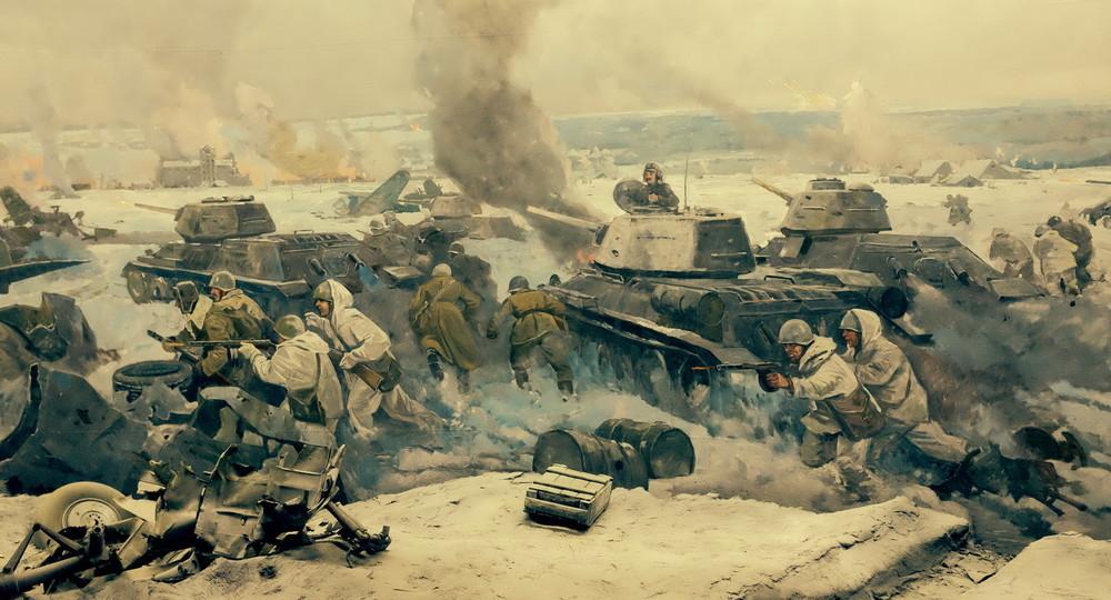 Минпросвещения нашло учебник с неполным описанием Сталинградской битвы