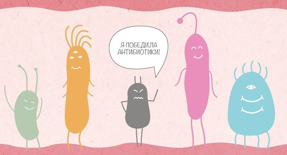 ВОЗ: из-за лечения ковида в мире выросла устойчивость к антибиотикам