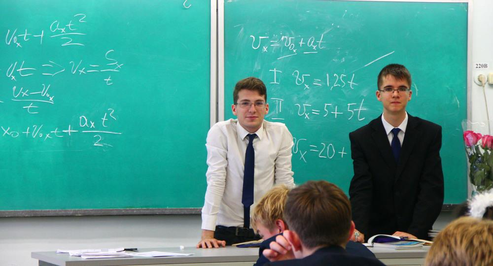 «Часть работы классных руководителей можно перераспределить на старшеклассников»