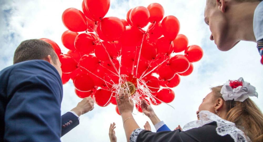 «Если каждый одиннадцатиклассник запустит по шарику, то в окружающей среде окажутся более 2 тысяч килограммов неперерабатываемого материала»