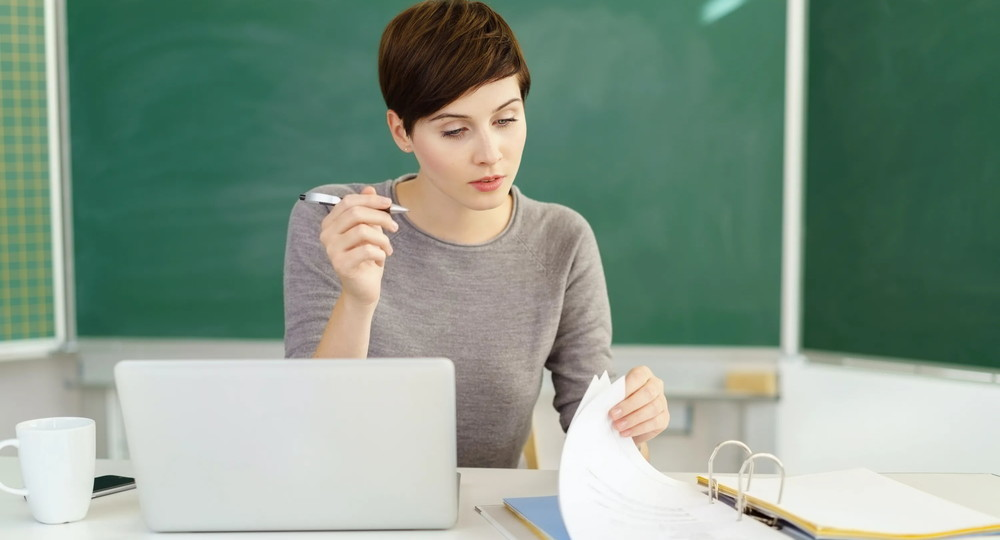 Технологии упрощают проверку контрольных, считают учителя