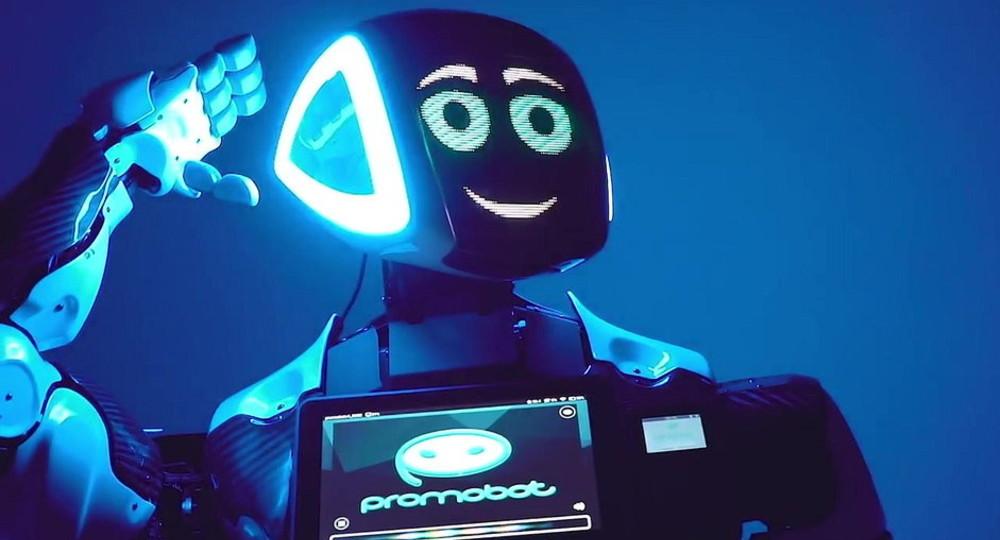 В новоуренгойском детсаду появился робот-воспитатель