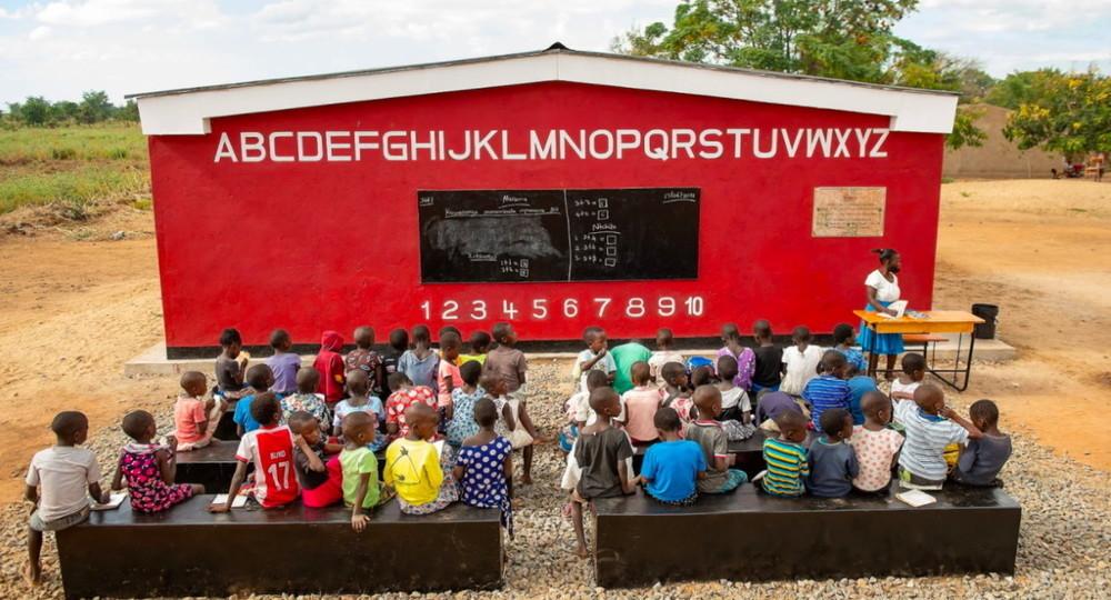 В Южной Африке открылась первая в мире школа, напечатанная на 3D-принтере
